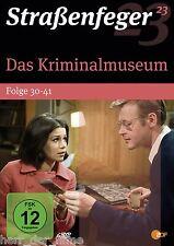 DAS KRIMINALMUSEUM III, Folge 30-41 (Helmuth Lohner, Hannelore Elsner) 6 DVDs