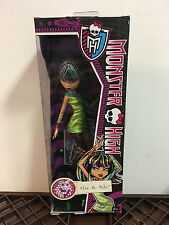 Monster High Cleo de Nile DANCE Sammlerpuppe SELTEN