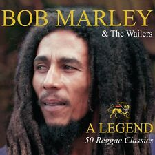 Bob Marley & The Waliers A LEGEND 50 Original Reggae Classics BEST OF New 3 CD