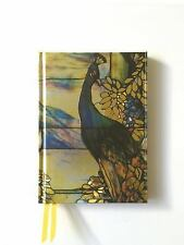 Flame Tree Notebook (Tiffany Landscape Leaded Glass Window) (Flame Tree Notebook