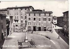 #GROTTE DI CASTRO: MONUM. AI CADUTI E PIAZZA CAVOUR