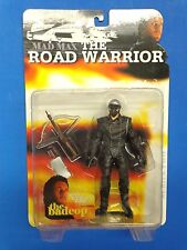 Mad Max The Road Warrior Bad Cop Figure by N2 Toys 2001 MOC SEALED Series 2