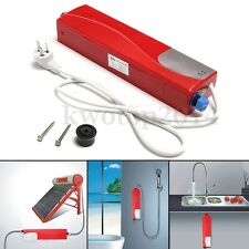 3000W Electric Tankless Heater Kitchen Bathroom Lavatory Hotel Hot Water Heater
