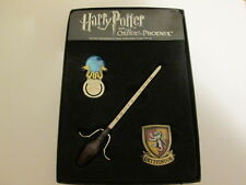 NEW HARRY POTTER 3 PC ORDER OF THE PHOENIX GRYFFINDOR BOOKMARK LETTER OPENER