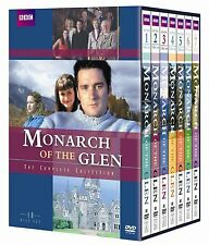 Monarch of the Glen Complete Collection DVD Set Series TV Show Episodes Season R