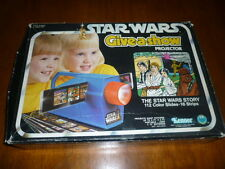Star Wars Vintage Give-a-Show in Original Box with Slides