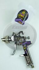 Lil' Daddy Roth Metal Flake HVLP Spray Gun - Loose Cannon - 3.0mm Tip