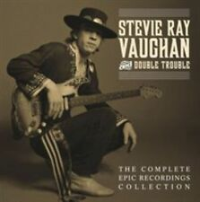 Stevie Ray Vaughan & Double TroublThe Complete Epic Recordings Collections