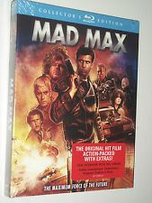 MAD MAX Scream Factory BLU-RAY : Scream Factory + SLIPCOVER new Mel Gibson