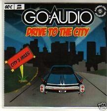 (497W) Go:Audio, Drive to the City - DJ CD