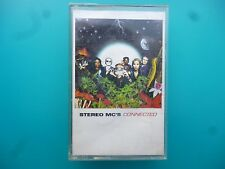 "STEREO MC'S   "" CONNECTED  ""  CASSETTE ( 1992 )"