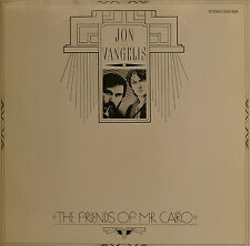 "THE FRIENDS OF MR CAIRO - JON AND VANGELIS -  LP 12""  (S 366)"