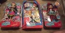 La Dee Da Dolls Dee City Girl Pop Art Show  Fur-ocoius Fashions New Lot Retired