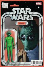 STAR WARS #12, ACTION FIGURE VARIANT, New, First print, Marvel Comics (2015)