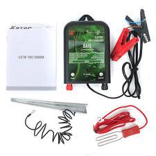 Cerca Eléctrica BA10 dinamizador 1km 12v Batería 1 años de garantía y además Estaca/conduce