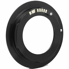 AF III Confirm M42 Lens to Canon EOS EF Mount Adapter 60D 550D 600D 7D 1100D UK*