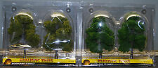 """Woodland Scenics scale model Trees 5 to 6"""""""" tall   HO, S & O scale TR1512, 1513"""