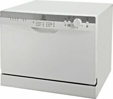 Indesit ICD661 Free Standing 56cm Compact 6 Place Dishwasher - White -From Argos