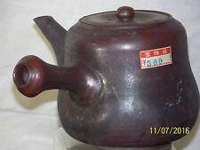 Chinese Qing Dy Yixing Zisha Jiangsu Province Tea Pot