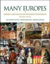 Many Europes: Volume I w/ Connect Plus with LearnSmart History 1 Term Access Ca