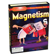 New ScienceWiz Magnetism Kit for 8 Years Old