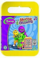 Barney - Moving And Grooving (DVD, 2007) - Acceptable Condition