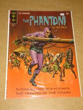 PHANTOM #16 FN+ (6.5) GOLD KEY COMICS APRIL 1966