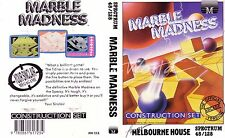 Marble Madness (Melbourne House 1986) Spectrum 48k Game - VGC & Complete