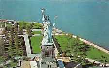 BG21448 new york  statue of liberty island usa