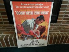 Gone With The Wind Poster 1967