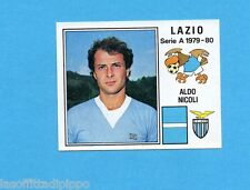 PANINI CALCIATORI 1979/80-Figurina n.170- NICOLI - LAZIO -Recuperata