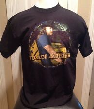 New! TRACE ADKINS  Proud To Be Here 2011 Tour Black T - Shirt - L or XL