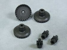 Tyco HO Slot Car Parts - HP-7 Crown & Pinion Gear Lot of 3 - New