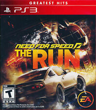 Need For Speed The Run Greatest Hits PS3