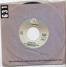 "RAY PARKER JR & RAYDIO - A woman needs love - VINYL 7"" 45 LP 1981 USA VG+/ VG-"