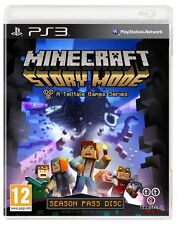 Minecraft: modo Historia-disco-temporada (PS3)