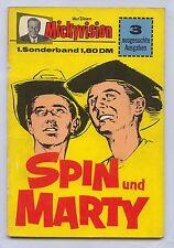 Mickyvision 1962  Sammelband Sonderband 1   mit  3 Hefte Spin und Marty  Ehapa