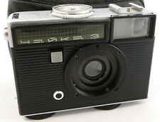 1972! CHAIKA-3 Russian Half-Frame 18x24 35mm Be LOMO Camera Body Case CHAJKA #40