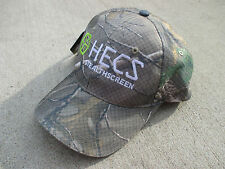 HECS HAT REALTREE XTRA SUIT CAMO GEAR OF YEAR HAT CAP STEALTHSCREEN