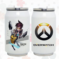 Blizzard Overwatch Tracer Stainless Steel Thermal Insulation Cup Water Cup