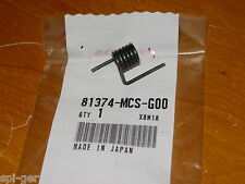 03-12 ST-1300 HONDA New Genuine Left Luggage Case Lever Spring No. 81374-MCS-G00