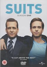 SUITS - Series 1. Gabriel Macht, Patrick J Adams (4xDVD SLIM BOX SET 2012)