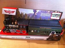 "DISNEY PLANES 2 -""Muir Train Transporter"" - Mattel - Combined Postage"