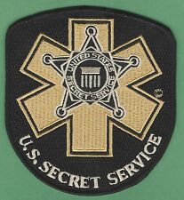UNITED STATES SECRET SERVICE EMT EMERGENCY MEDICAL TECHNICIAN POLICE PATCH