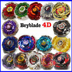 Beyblade Metal Fusion Masters Fight Launcher Rare Gift Toy Set 4D