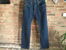 Kirkland Signature Men's 5 Pocket Denim Pant / Trouser - Blue Denim 34""