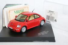 Vitesse 1/43 - VW Beetle 2.0 Rouge 1999