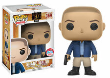 "EXCLUSIF NYCC THE WALKING DEAD SHANE WALSH 3.75"" POP TV FIGURINE EN VINYLE FUNKO"