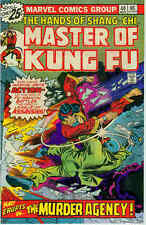 Master of Kung-Fu # 40 (Paul Gulacy) (USA, 1976)