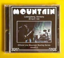 Mountain Live Scala Ludwigsberg Germany 28 April 1996 CD NEW SEALED Volume 15